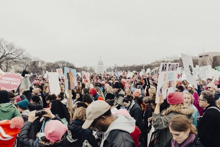 Humando Journée des droits des femmes